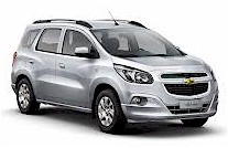 The Chevrolet Spin