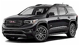The GM Acadia