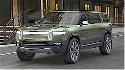 The Rivian R1S