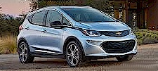 The Chevrolet Bolt