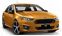 The Ford Falcon FG X