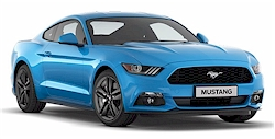 The Ford Mustang