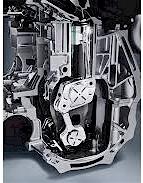 VC-T Engine Cut Away