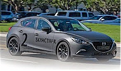 Skyactiv-X Vehicle
