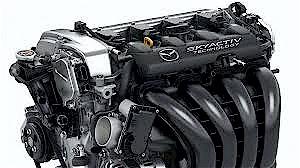 Skyactiv-X Engine