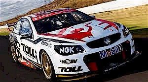 Holden VF Commodore Supercar