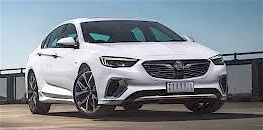 The ZB Holden Commodore