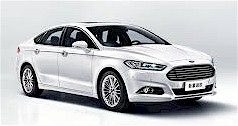 The all new Ford Mondeo