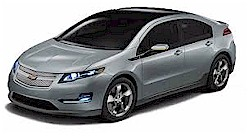 The GM Volt Hybrid