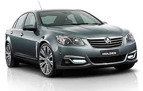The Holden VF Commodore