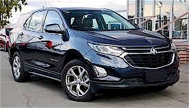 The Holden Equinox