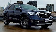 The Holden Acadia