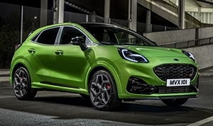 The New Ford Puma