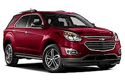 The Chevrolet Equinox