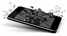 Broken Smartphone Image