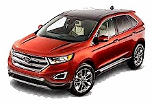 Ford Crossover Vehicle