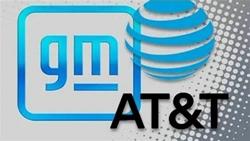 GM - AT&T Logo