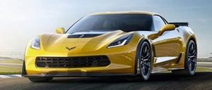 The Chevrolet Corvette Z06