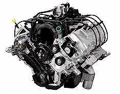 The V6 EcoBoost Engine