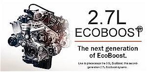 2.7L EcoBoost Engine Logo