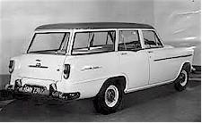 The Holden FE
