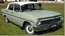 The Holden EJ Premier