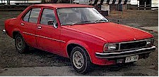 The Holden Camira