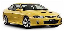 The Holden Monaro