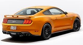 The Ford Mustang GT