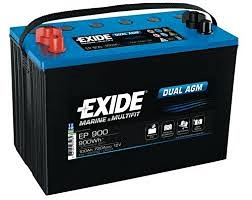 A Lead Acid Battery