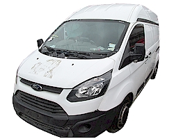 2016 Ford Transit LWB 2.0L Manual