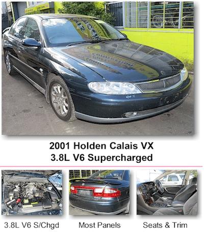 2001 VX Calais
