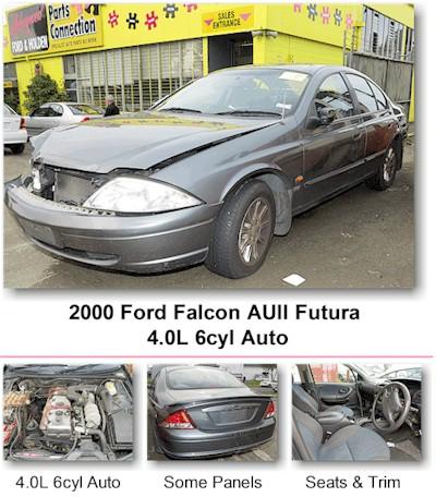 2000 Falcon AU2