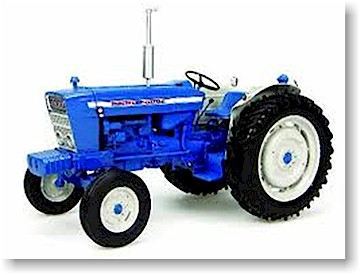 1968 Ford Tractor