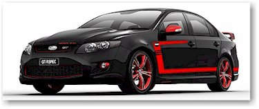 The FPV GT R Spec Limited Edition