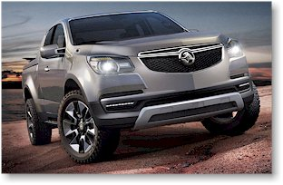 The 2012 Holden Colorado