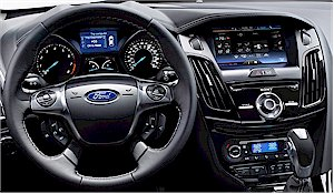 2012 MyFord Touch Ford Focus