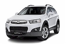 Holden Captiva 7