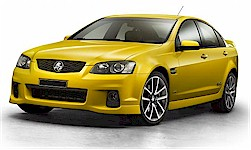 The Holden Commodore VE Series 2