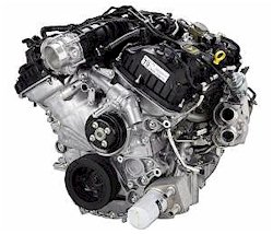The Ford EcoBoost 3.5L V6 Engine