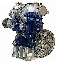 Ford Ecoboost 1L Engine