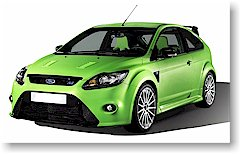 The 2012 Ford Focus RS