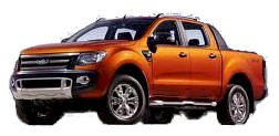 one ford ranger