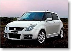 The 2012 Suzuki Swift Sport
