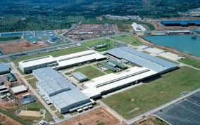 The Thai Ford Focus Plant