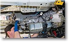 Installing a Transmission