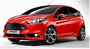 10. Ford Fiesta