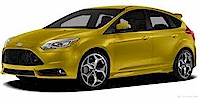 2. Ford Focus