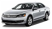 7. VW Passat