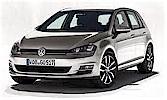 9. VW Golf